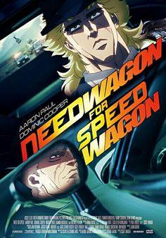 Needwagon for SpeedWagon.