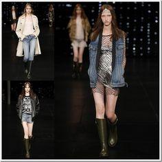 Что будет модно носить этой весной? 5 джинсовых трендов сезона
