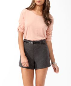 Button Tab Sleeve Top  $8.80