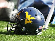 West Virginia University - West Virginia Helmet