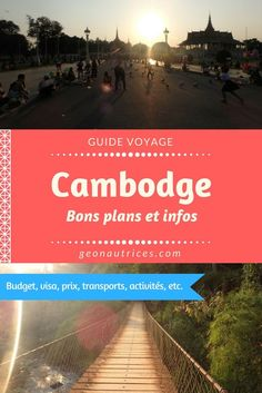 Pin on Team Voyage Voyage Laos, Angkor Temple, Road Trip, Kampot, Down The River, Destination Voyage, Phnom Penh, Blog Voyage, Asia Travel