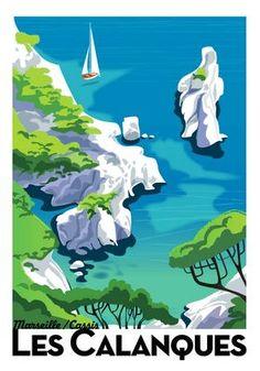 France, Bouches-du-Rhône, Les Calanques (Richard Zielenkiewicz)