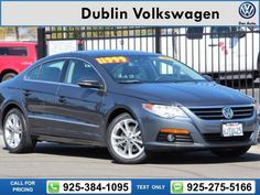 2009 Volkswagen CC Luxury 89k miles Call for Price 89104 miles 925-384-1095 Transmission: Automatic  #Volkswagen #CC #used #cars #DublinVolkswagen #Dublin #CA #tapcars