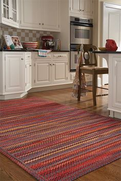 Braid rug