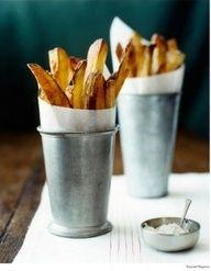 mini french fries