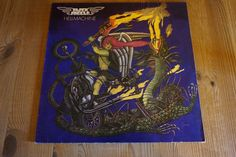 "Black Angels - Hellmachine 12"" LP 12"" Record"