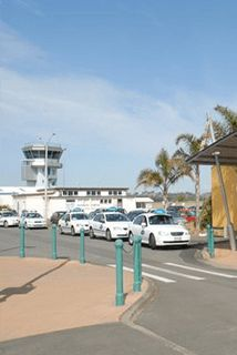 A glorius view of Napier Airport