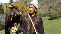 Kyrgyz man