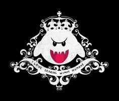 King Boo by farnell (Trevor Ede)