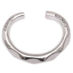 Gifts for Mom Sterling Silver Arm Bracelet Dia 2.5 Inches: Jewelry: Amazon.com