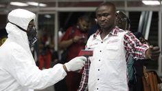 Could Ebola virus become 'bioterrorist threat'?
