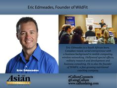 Eric Edmeades, Founder of WildFit
