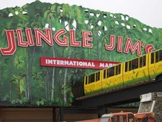 Jungle Jim's International Market in Eastgate (Cincnnati) - it opens this summer.