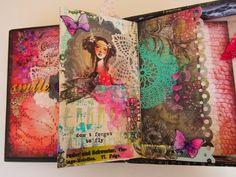 Mixed Media Place: Bohemian Journaling