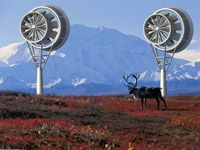 Wind Turbine Concept Inspired by Jet Engines  : alternative-energy-news.info