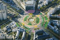 Paris Is Redesigning Its Major Intersections For Pedestrians, Not Cars   Co.Exist   ideas + impact
