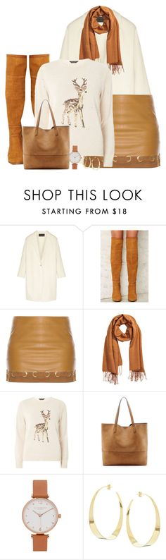 """Have some Fun"" by terry-tlc ❤ liked on Polyvore featuring Donna Karan, 10 Crosby Derek Lam, Dorothy Perkins, Sole Society, Olivia Burton, Lana, Winter, women, fashionset and polyvoreeditorial"