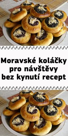 Czech Recipes, Recipe Box, Hamburger, Food And Drink, Bread, Meals, Baking, Hampers, Essen