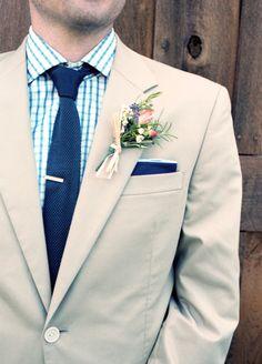 A Stunning Shabby-Chic Wedding (That's Mostly DIY!)