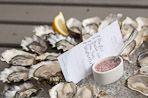 Oysters at the Walrus & the Carpenter. 4743 Ballard Ave NW (Ballard)