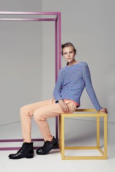 Maje Spring Summer 2013 Collection