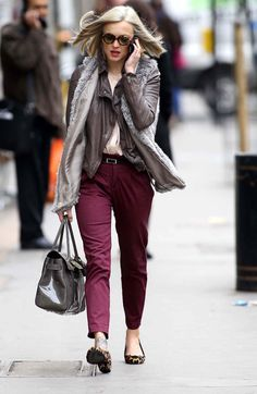 Fearne Cotton Gamine + Dramatic