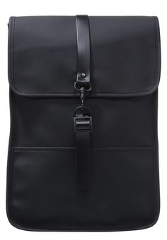 Rains Rucksack - black for £64.99 (20/09/17) with free delivery at Zalando