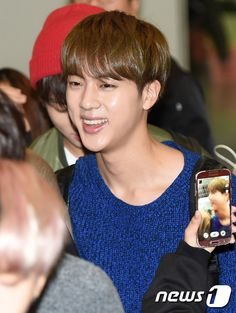 [Picture/Media] BTS at Gimpo Airport to Jeju [151025] | btsdiary