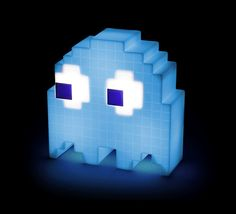 Pac-Man USB Ghost Lamp