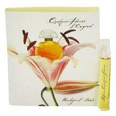 Quelques Fleurs Vial (sample) By Houbigant