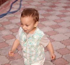 My cousin Amir in #Grosny, #Chechnya.