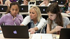 Mooresville's Shining Example (It's Not Just About the Laptops) by Alan Schwarz