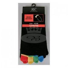 RS prstové bavlněné ponožky