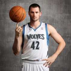 Kevin Love at Media Day 2012. Photo by David Sherman/Getty Images.