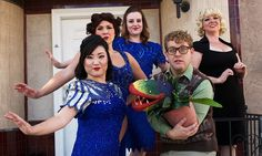 little shop of horrors musical costumes - Google Search