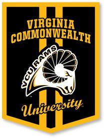 VCU Driveway banner #VCU #GoRams