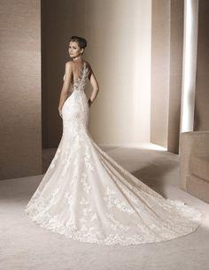 Sukienka ślubna Model Rafaella - La Sposa 2016 - Kqolekcja 2015 - Karolina