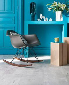 Gerflor cambia la percezione di pavimentazione vinilica. Elasticità, resistenza, sostenibilità: Luxury Vinyl Tile Virtuo @gerflor