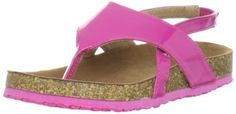 Willits Bristol Thong Sandal (Toddler/Little Kid/Big Kid) Willits. $19.31. Manmade. Rubber sole. Made in China. Flexible unit sole. Thong with backstrap. Footbed