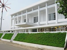 Bogor Hotel Institute Bogor, Garage Doors, Outdoor Decor, Home Decor, Decoration Home, Room Decor, Home Interior Design, Carriage Doors, Home Decoration