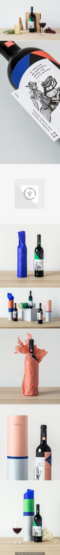 #wytrawnarobota #label #design | by Piotr Holub / Marcin Paściak