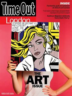Time Out (London)  Newest coverTime Out LondonArt directorAdam FulrathArt Director: Anthony HugginsEditor: Tim Arthur