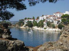 Skiathos Town Skiathos Greece