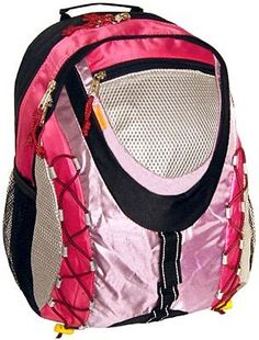K-Cliffs Colorful Sporty Outdoor School Backpack,: $15.50
