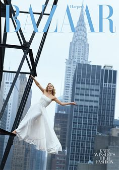 Kate Winslet's High Fasion #NYCLove
