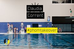 Decimo #phomtakeover, con Claudia Corrent