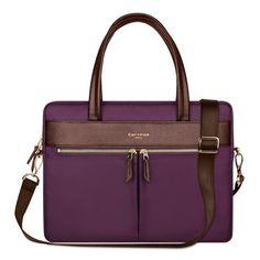 London Style Women Laptop Handbag