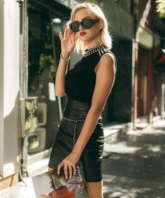 Τοπ Αμάνικο Πλεκτό | Vaya Fashion Boutique