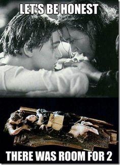 Titanic Titanic Titanic
