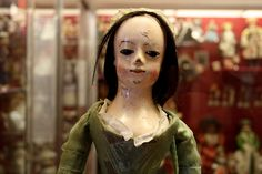Spooky Kids Doll Museum of Childhood Edinburgh Scotland Places To Visit, Scotland Tourist Attractions, Victorian Toys, Creepy Toys, Doll Museum, Museum Of Childhood, Child Doll, Picture Collection, New Pictures